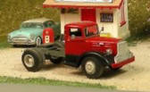 HO 1/87 Sylvan Scale Models # V-230 - 1937-48 Brockway 260 SA Tractor KIT